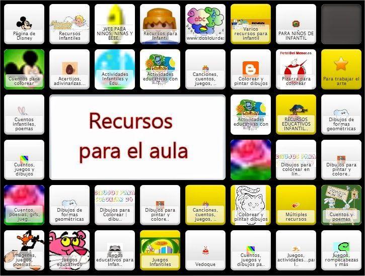 Recursos para el aula blogs educaci n pinterest search - Actividades para ninos pequenos ...