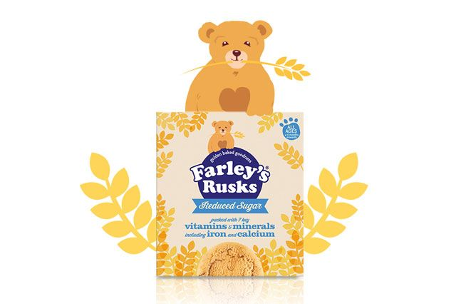WIN a £100 Mothercare voucher with Heinz Farley's Rusks!
