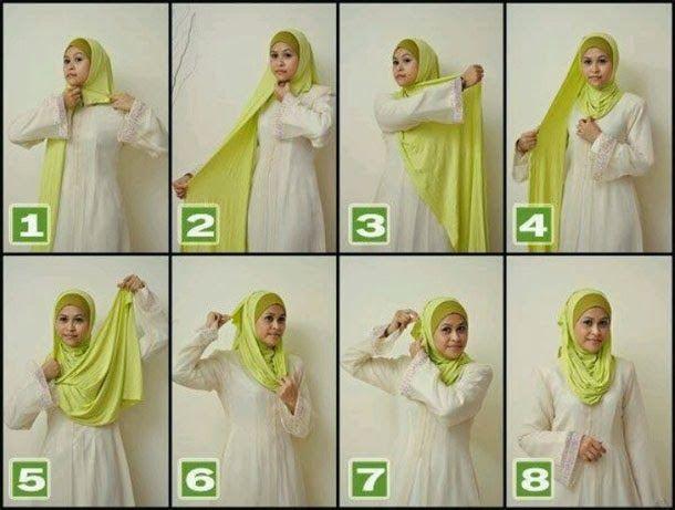 GoZiyan.Com: How to Wear a Hijab Fashionably [12 Tricks]