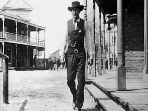 """High Noon (Do Not Forsake Me) (from the movie """"High Noon"""") - Tex Ritter"""