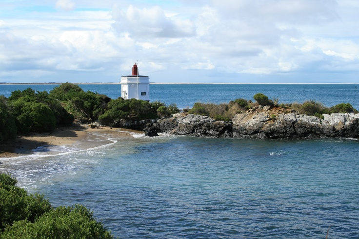 Lighthouse - Bluff, South Island, New Zealand