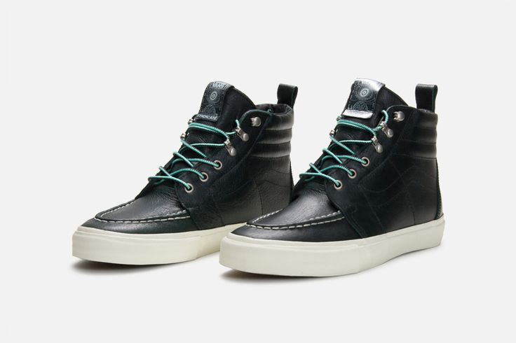 Mike Hill x Vans Syndicate Authentic Pro S & SK8 Hi Boot S