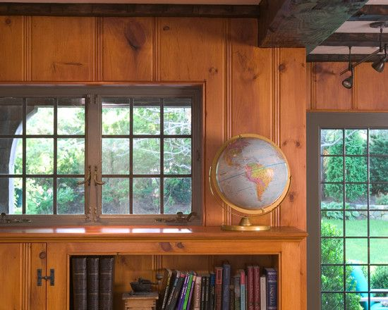 Knotty Pine Paneling Ideas Design Pictures Remodel Decor And Ideas Page 3 Home Renovation