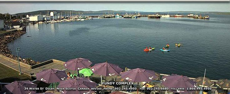 Dockside Restaurant & Bar, Fundy Bay