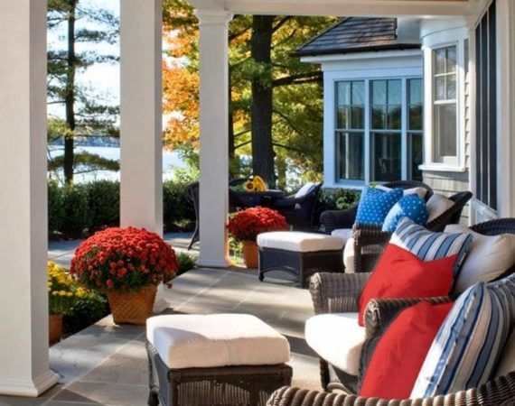 7 Back Porch Ideas And Designs For Small Homes