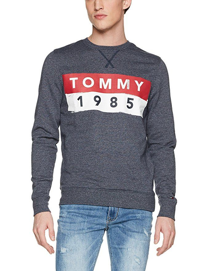Sweat Tommy Jeans.  sweat  sweatshirt  tommyhilfiger  mode  modehomme   vêtements 287e6bd1b55c
