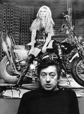 """Serge Gainsbourg: """"Bardot a eu une influence sur mon destin, elle est la Rolls de ma vie."""""""