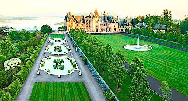 The Biltmore Estate in Asheville, NC is less than a 2 hour drive from Gatlinburg, TN! www.nailtechevent.com #nailtechevent #gatlinburg