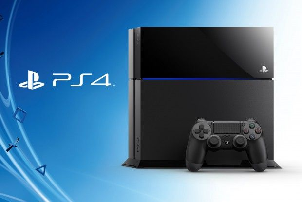 The Next Generation Games Console Battle Begins - PS4