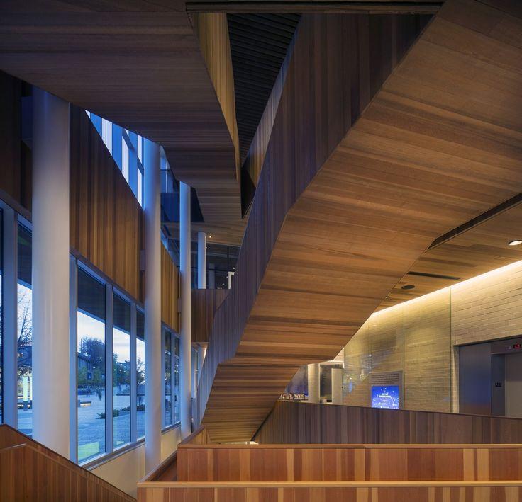 Gallery of Robert H. Lee Alumni Centre / KPMB Architects + Hughes Condon Marler Architects - 6