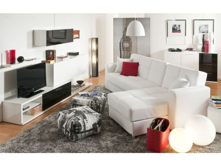 Salon ambiente roma sofas salones inspiraci n para - Salon de jardin conforama ...