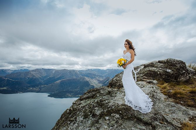 New Zealand Destination Wedding Queenstown Heli Our Brides Pinterest Elopements Elopement And Destinations