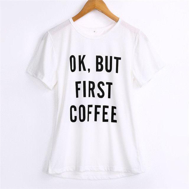 Women tshirt Street Fashion Slim Summer Basic t shirt Women 2016 New Letter Print Casual Slim Women Tops T-Shirts Plus Size