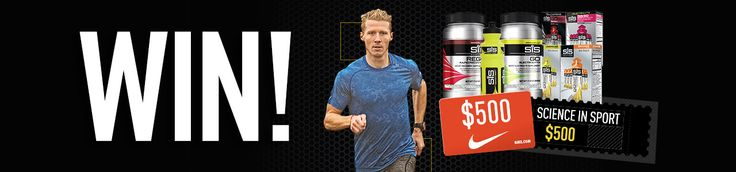 Enter to win a $500 Nike Gift Card! https://www.scienceinsport.com/us/competitions/nike-usa-signup