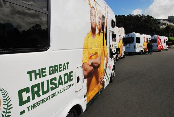 New Zealand Campervans - Great Crusade   The Travel Tart Blog