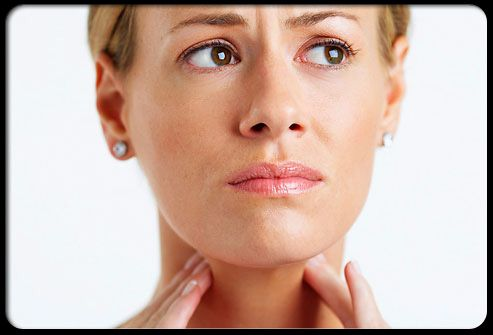 Anatomy of a Sore Throat Pictures Slideshow ~~ Distinguish Common Sore Throat From Strep