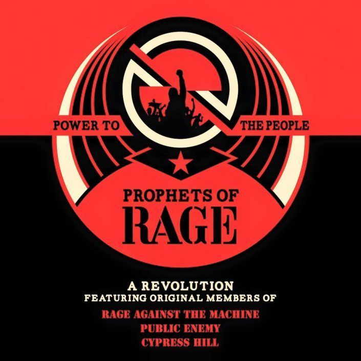 Prophets Of Rage | Rage against the machine, Rage, Win tickets