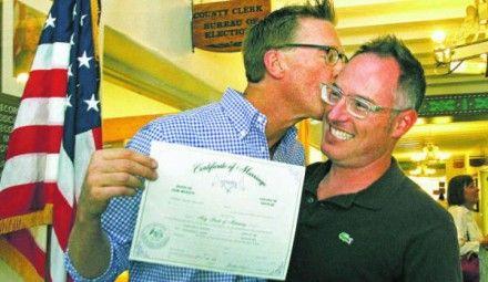 Comienza Nuevo México a emitir licencias de matrimonio gay