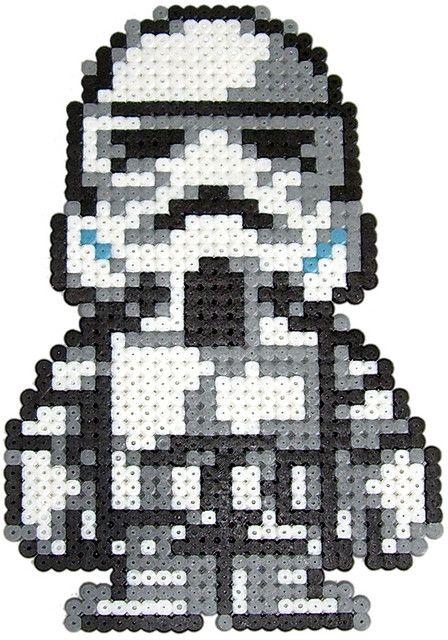 Cute stormtrooper