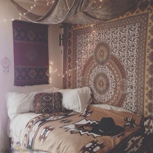 Boho Wall Decor Hippie Tapestries