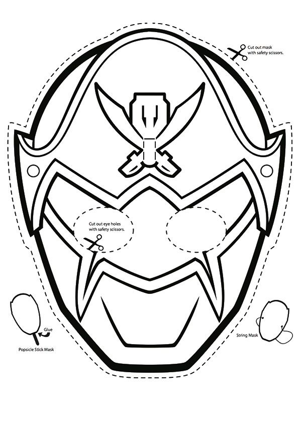 Top 25 Power Rangers Megaforce Coloring Pages For Your