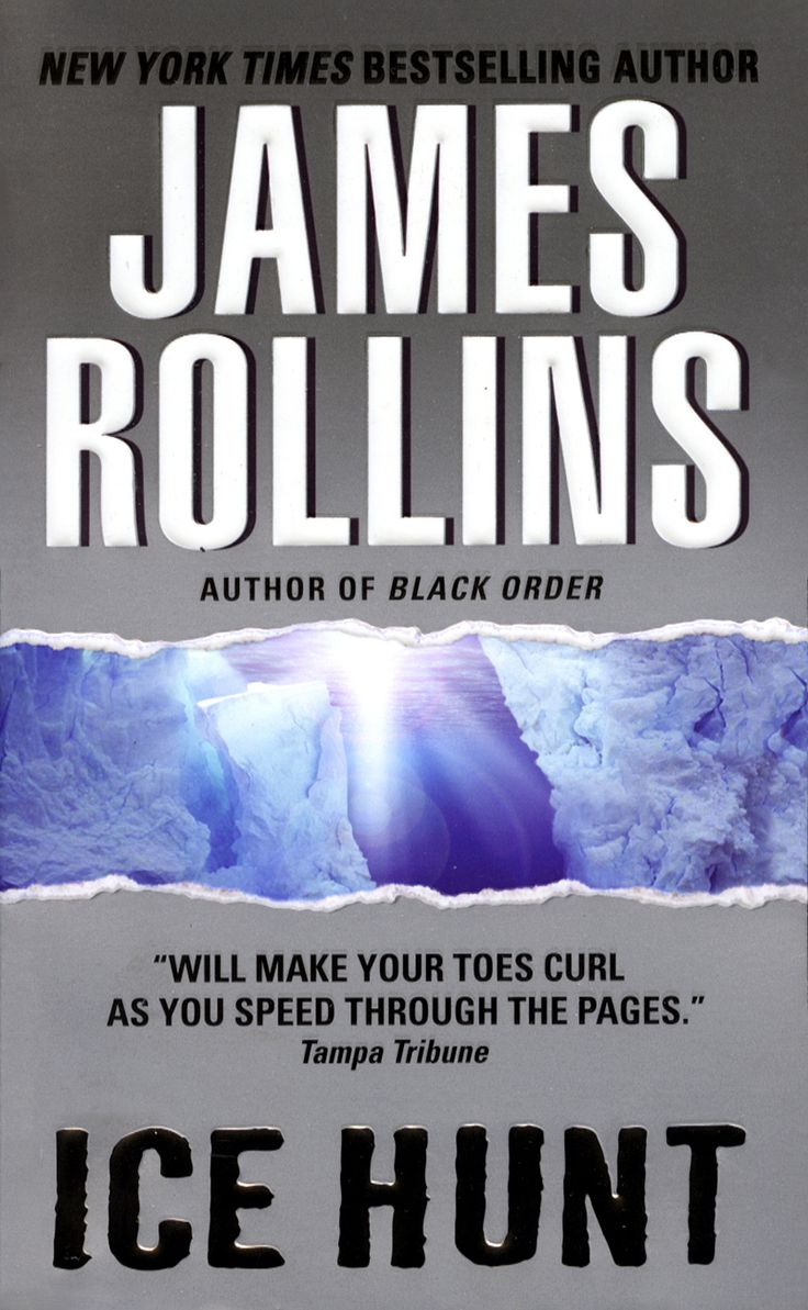 86. Ice Hunt (James Rollins)