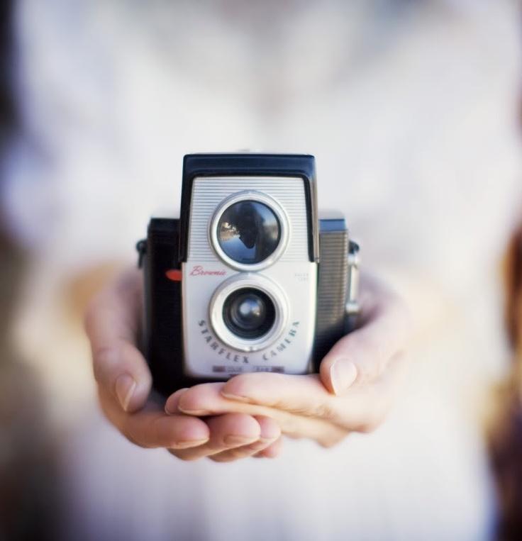 Kodak Brownie Starflex #vintage #cameras