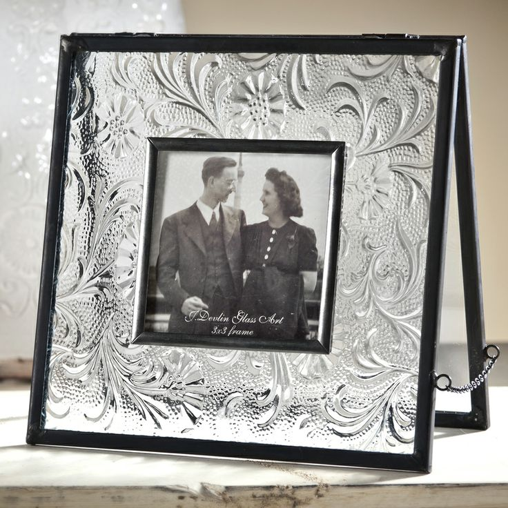 Unique Glass Photo Frames