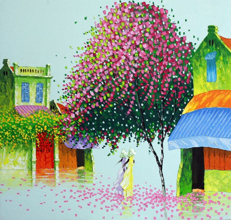 "Phan Thu Trang - ""Pink Spray"""
