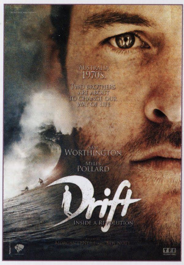 Sam Worthington in Aussie surf movie Drift. Opens in cinemas May 2 2013