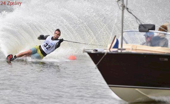 Sedlmajer získal ve slalomu na vodních lyžích na Světových hrách zlato