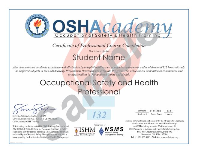 health and safety certificate template - 77 best images about ehs templates on pinterest poster