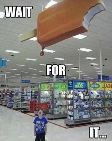 LOL! I SEE MY BROTHER DOING THIS IS THE STORE!!!