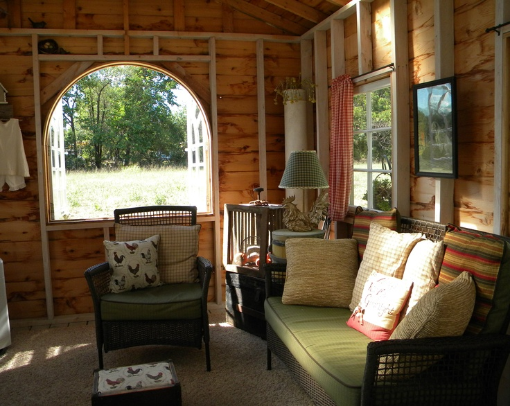 Garden Rooms Outdoor She Sheds