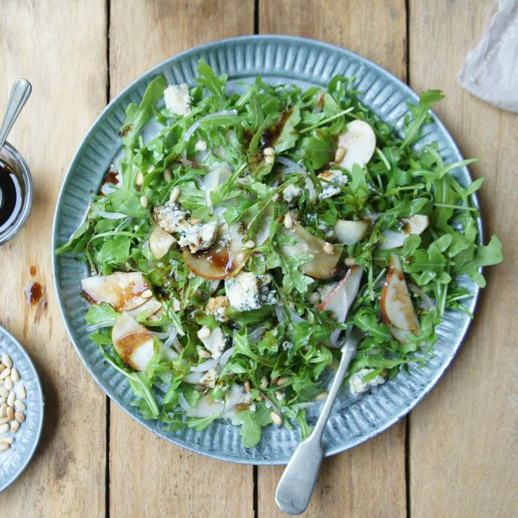 We've rounded up 22 recipes that will do you good like this yummy Rocket and Pear Salad by Kali Moschos.