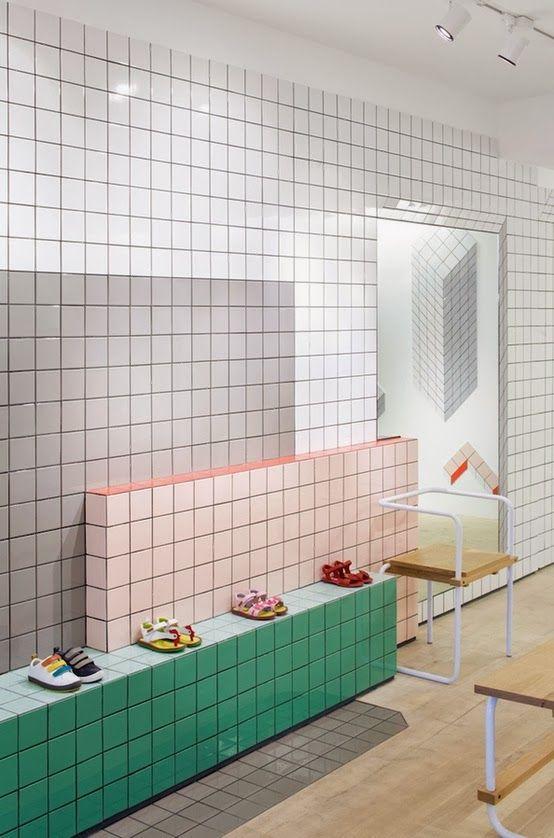 Camper store in Genova // Rédaction Vinciane Fiorentini-Michel