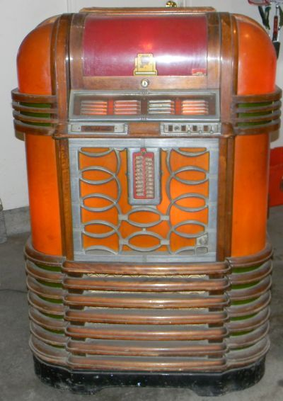1000 Images About Art Deco Juke Boxes On Pinterest