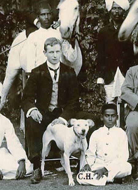 British in India, colección C.H.