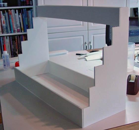 11 best images about foam core board storage on pinterest for Foam board project ideas