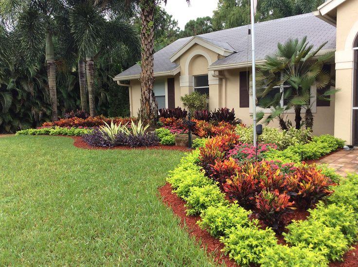 Image Result For Florida Low Maintenance Landscape