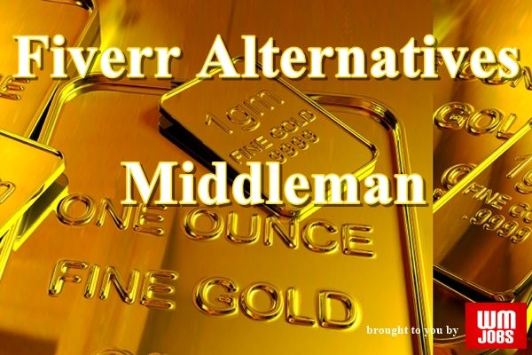 fiverr alternatives middleman