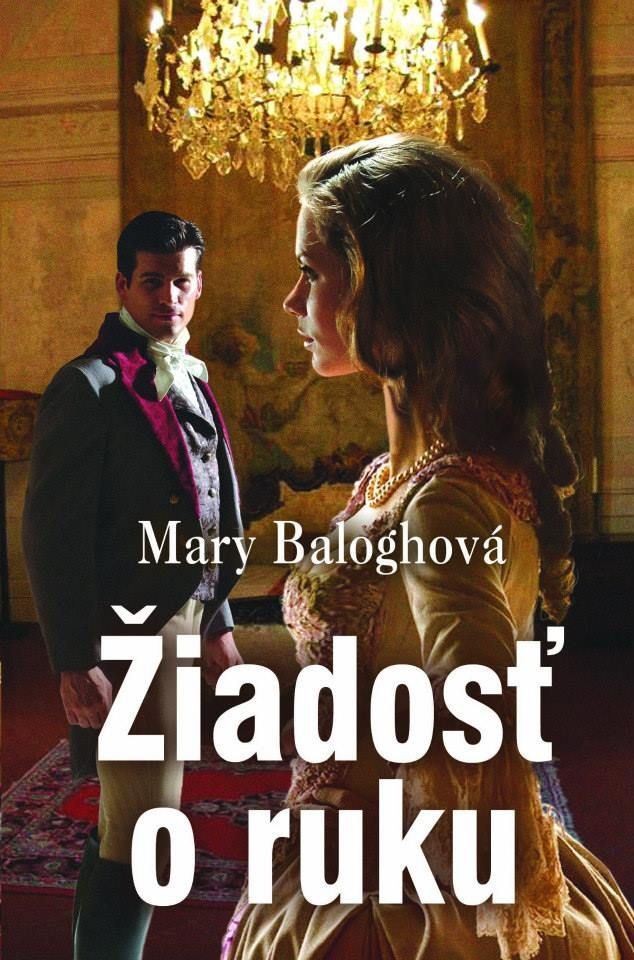 Výnimočný ľúbostný príbeh z pera obľúbenej autorky. S Gwendoline Graysonovou, lady Muirovou, sa osud nemaznal: jej krátke manželstvo, počas ktorého prišla o nenarodené dieťa, sa skončilo manželovou tragickou smrťou. Mladá vdova žije pokojným, utiahnutým životom so svojou rodinou a priateľmi, až kým jej náhoda nepošle do cesty Huga Emesa, lorda Trenthama, ktorý v nej prebudí dlho potláčané pocity a túžby...  O knihe: http://www.bux.sk/knihy/211055-ziadost-o-ruku.html