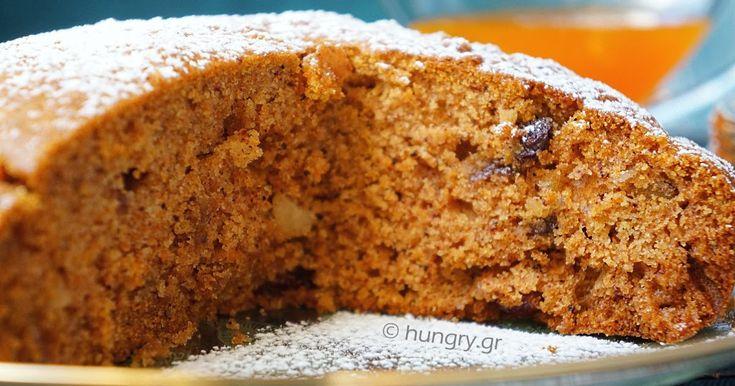 Pumpkin Spice Cake, Κέικ Κίτρινης Κολοκύθας, Συνταγές για Κέικ, Συνταγές με Κολοκύθα, Συνταγές με Κίτρινη Κολοκύθα