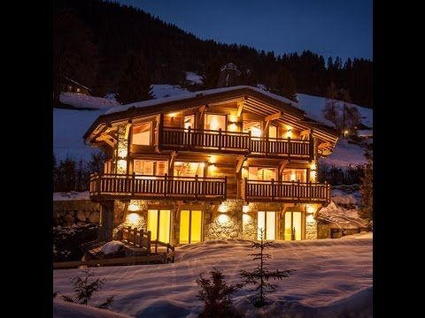 Watch video about Chalet for sale and rent in Megeve France (French Alps)