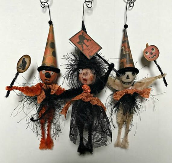 Best 25+ Halloween Ornaments Ideas On Pinterest