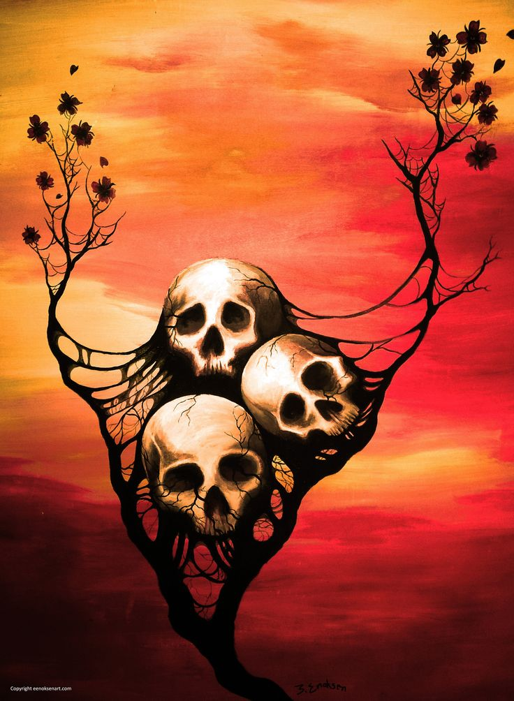 Skulls.
