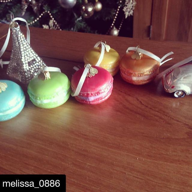 We're looking forward to seeing these on your tree @melissa_0886  thanks for sharing! #bombki #christmas #macarons #handpainted #eiffeltower #glass  #Repost @melissa_0886 with @repostapp ・・・ A bunch of my favourite things all made into these Christmas decorations from @bombki #christmasdecorations #bombkibaubles #bombki