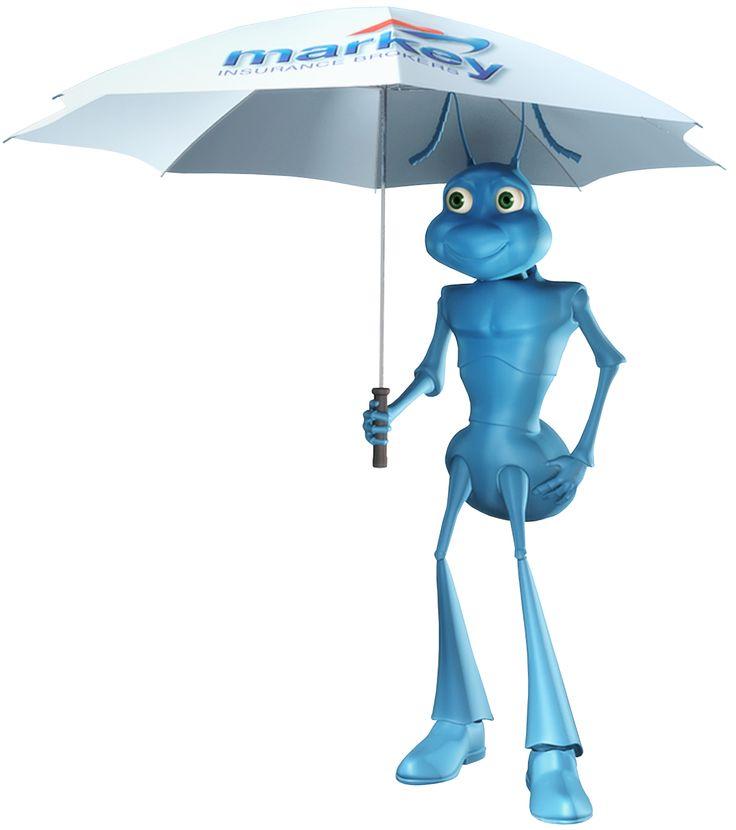 Markey Ant Umbrella
