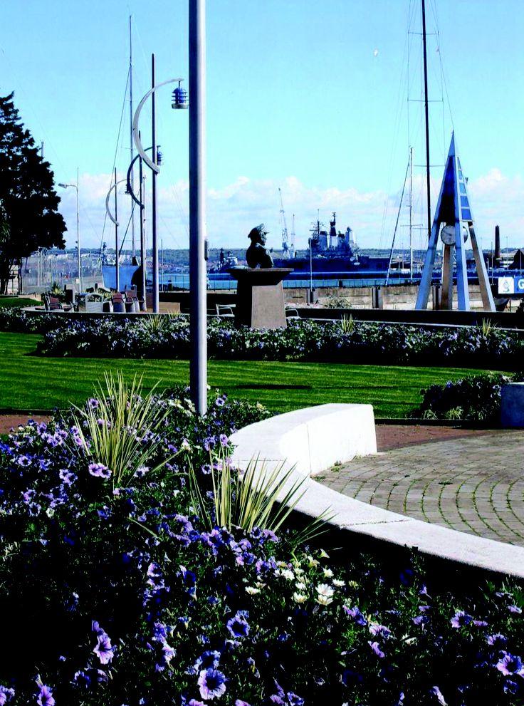 Gosport Promenade.