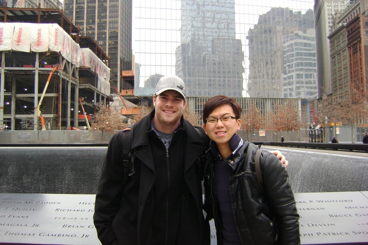 Meet Steve Buskey and Colin Peh- the #New #Media #Film #Festival interns. Best of #NYC Screening Series